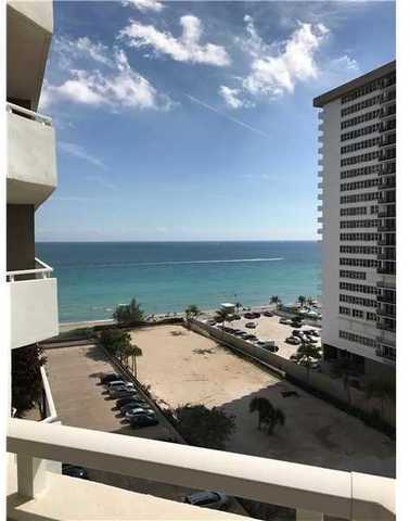 1980 South Ocean Drive, Unit 10L Image #1