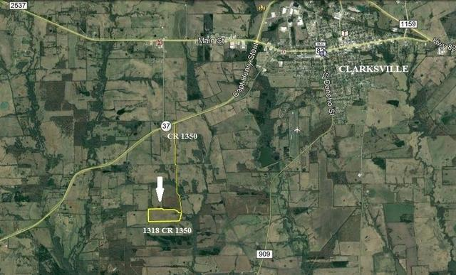 Lot 3 County Road 1350 Clarksville, TX 75426