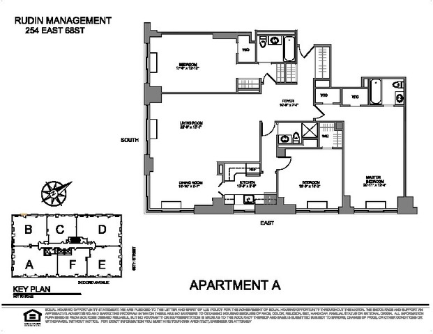 254 East 68th Street, Unit 30A Image #1