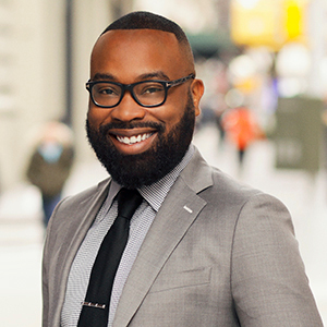 Cornell Jones,                       Agent in NYC - Compass