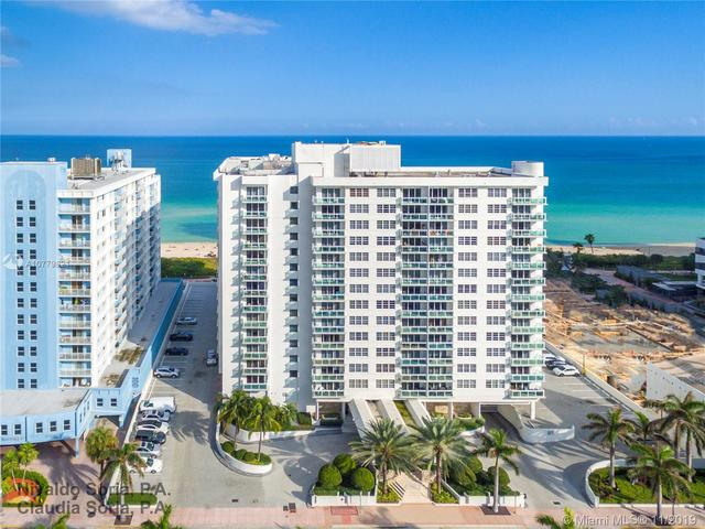 6917 Collins Avenue, Unit 1024 Miami Beach, FL 33141