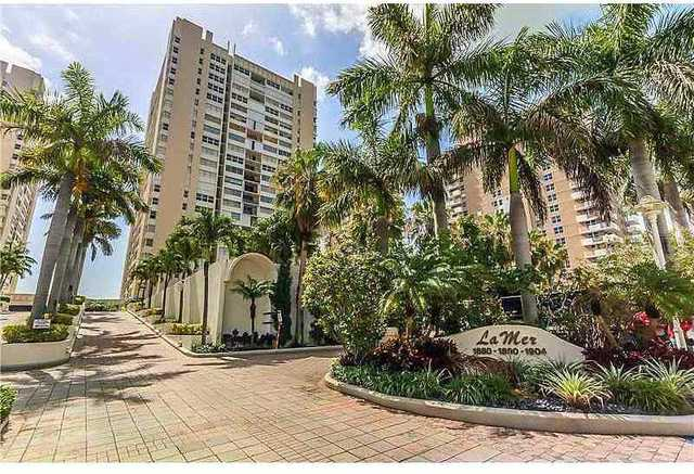 1890 South Ocean Drive, Unit 406 Image #1