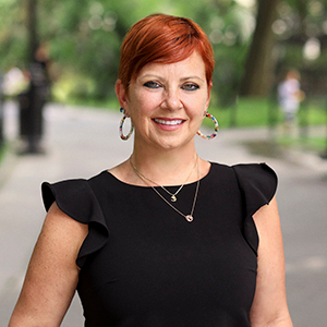 Susan McNicholas, Agent in NYC - Compass