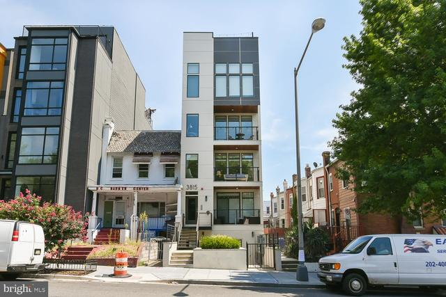 3815 14th Street Northwest, Unit 4 Washington, DC 20011