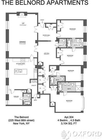 225 West 86th Street, Unit 204 Image #1