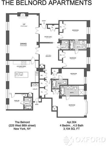 225 West 86th Street, Unit 304 Image #1