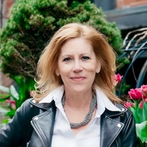 Jill Camac,                       Agent in NYC - Compass
