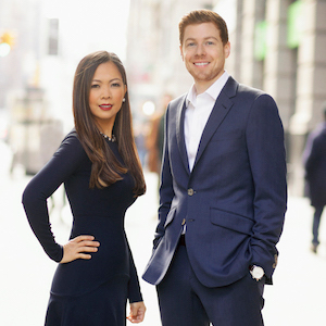 The Caryl & Adam Team,                       Agent in NYC - Compass