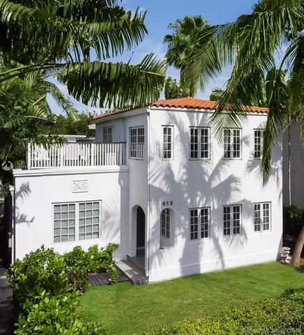 912 Euclid Avenue Miami Beach, FL 33139