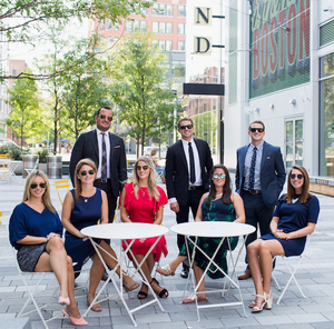 The Goodrich Team,                       Agent in Greater Boston - Compass