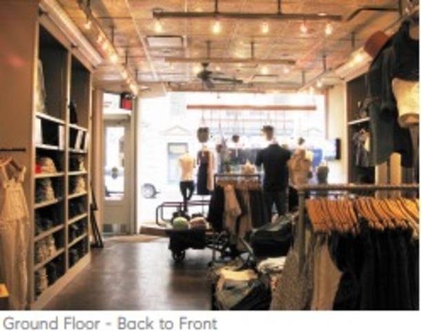 535 Broadway, Unit Retail Manhattan, NY 10012