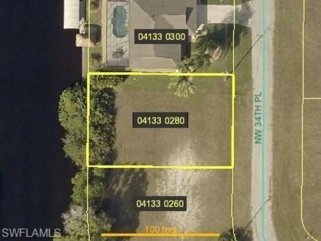 406 Northwest 34th Place Cape Coral, FL 33993