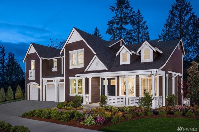 4527 117th (homesite 30) Drive Northeast Kirkland, WA 98033