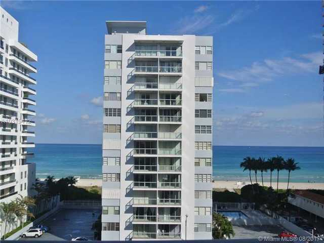 5750 Collins Avenue, Unit 8G Image #1
