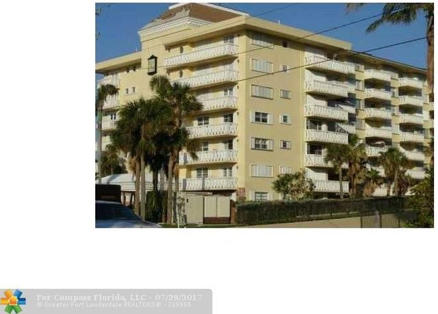1169 Hillsboro Mile, Unit 611 Image #1