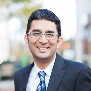 Raj Purohit, Agent in DC - Compass