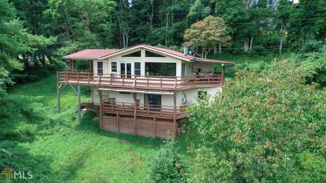 1745 Buck Knob Road Scaly Mountain, NC 28775