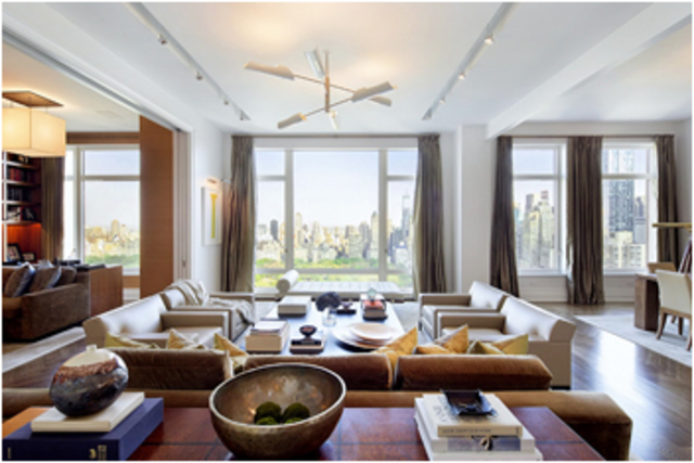 15 Central Park West, Unit 34C Image #1