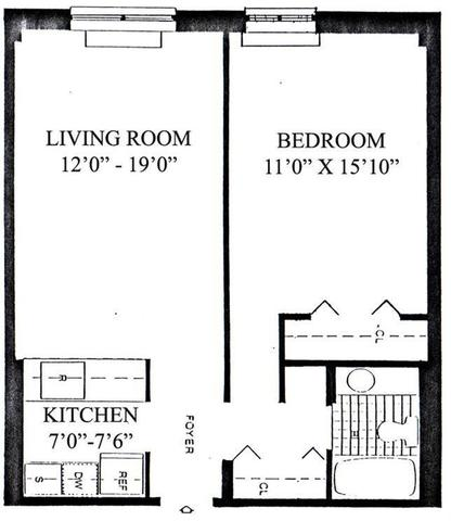 300 Rector Place, Unit 3B Image #1