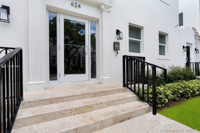 628 Santander Avenue, Unit 6 Coral Gables, FL 33134