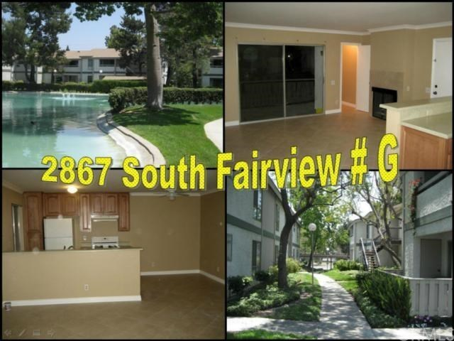 2867 South Fairview Street, Unit G Image #1