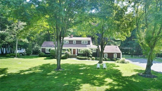 161 Old Hyde Road Weston, CT 06883