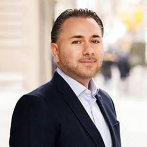 Chris Casey,                       Agent in NYC - Compass