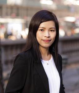 Michelle Dong,                       Agent in NYC - Compass