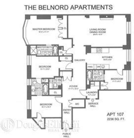 225 West 86th Street, Unit 107 Image #1