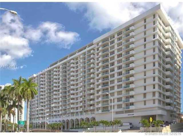 5601 Collins Avenue, Unit 1412A Image #1