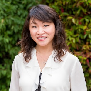 Susanna Huang,                     Agent in San Francisco - Compass
