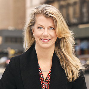 Jennifer Taylor,                     Agent in NYC - Compass