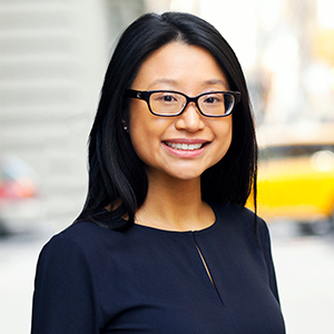 Bonita Lau,                       Agent in NYC - Compass