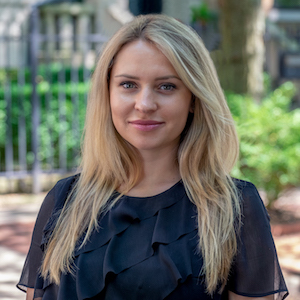Kateryna Adamkovych,                       Agent in Chicago - Compass