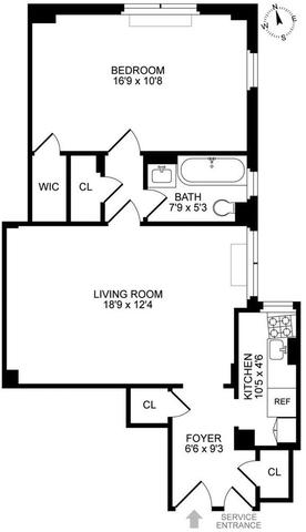 235 West End Avenue, Unit 8G Image #1