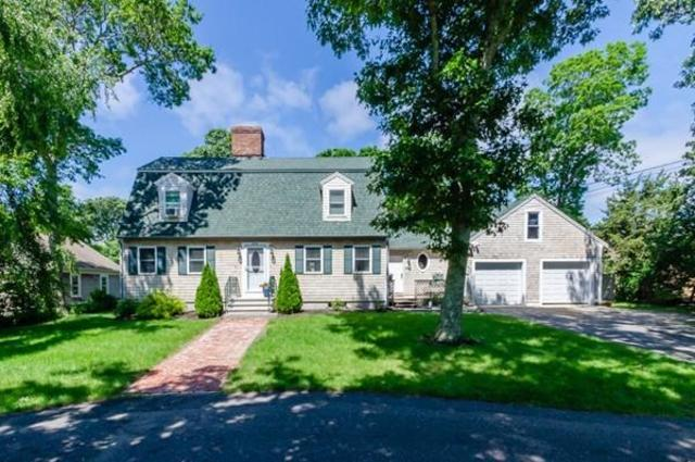 43 Woodland Road East Falmouth, MA 02536