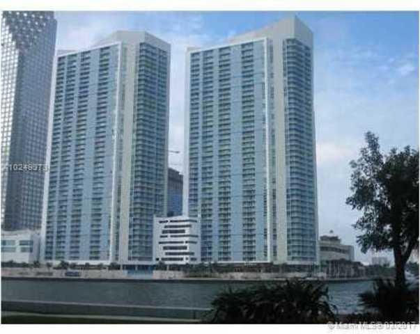 335 South Biscayne Boulevard, Unit 1703 Image #1