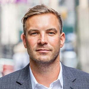 Chad Maltby,                     Agent in NYC - Compass