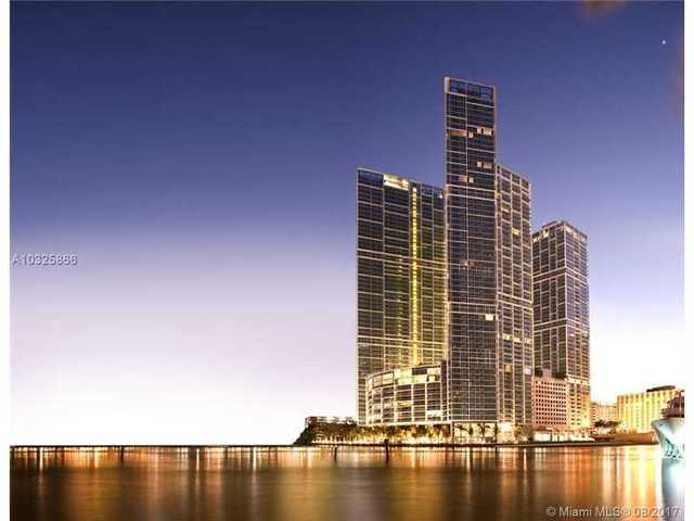 475 Brickell Avenue, Unit 3808 Image #1