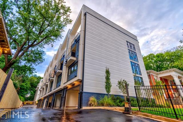 910 Ponce De Leon Avenue Northeast, Unit 7R Atlanta, GA 30306