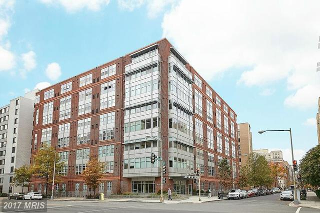 1300 N Street Northwest, Unit 809 Image #1