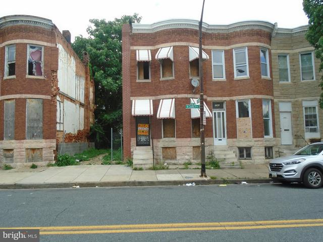 1743 Carey Street Baltimore, MD 21217