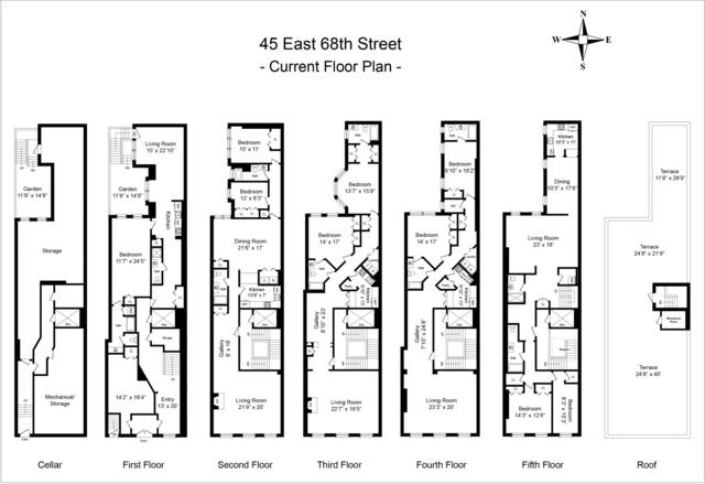 45 East 68th Street Upper East Side New York NY 10065