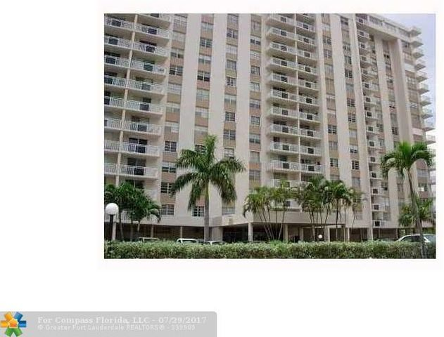 1849 South Ocean Drive, Unit 1615 Image #1