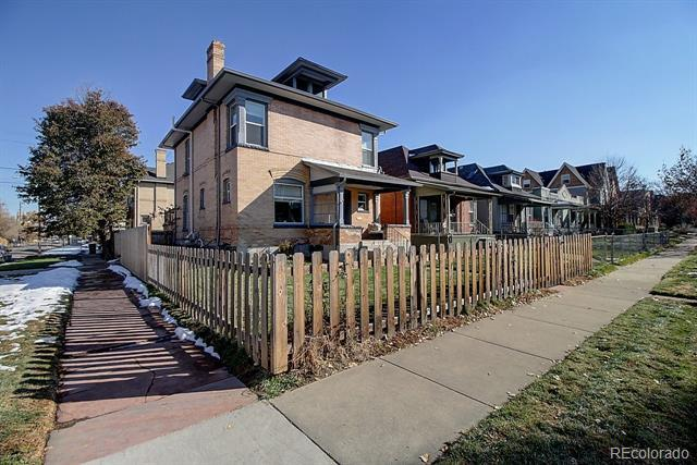 2256 North Williams Street Denver, CO 80205