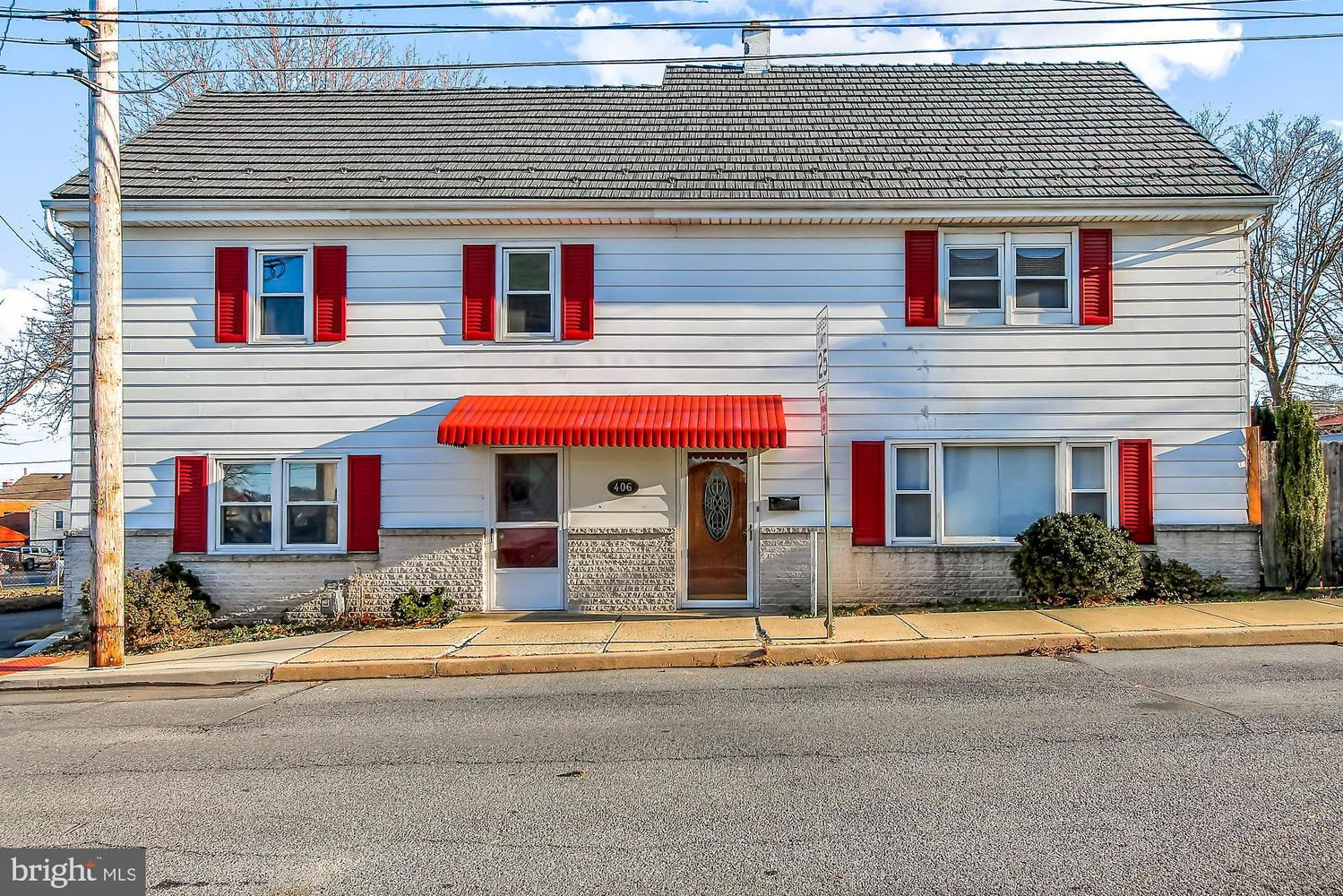 406 West Walnut Street Kutztown, PA 19530