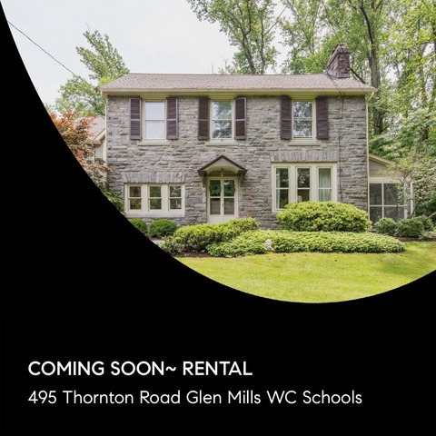 495 Thornton Road Cheyney, PA 19319