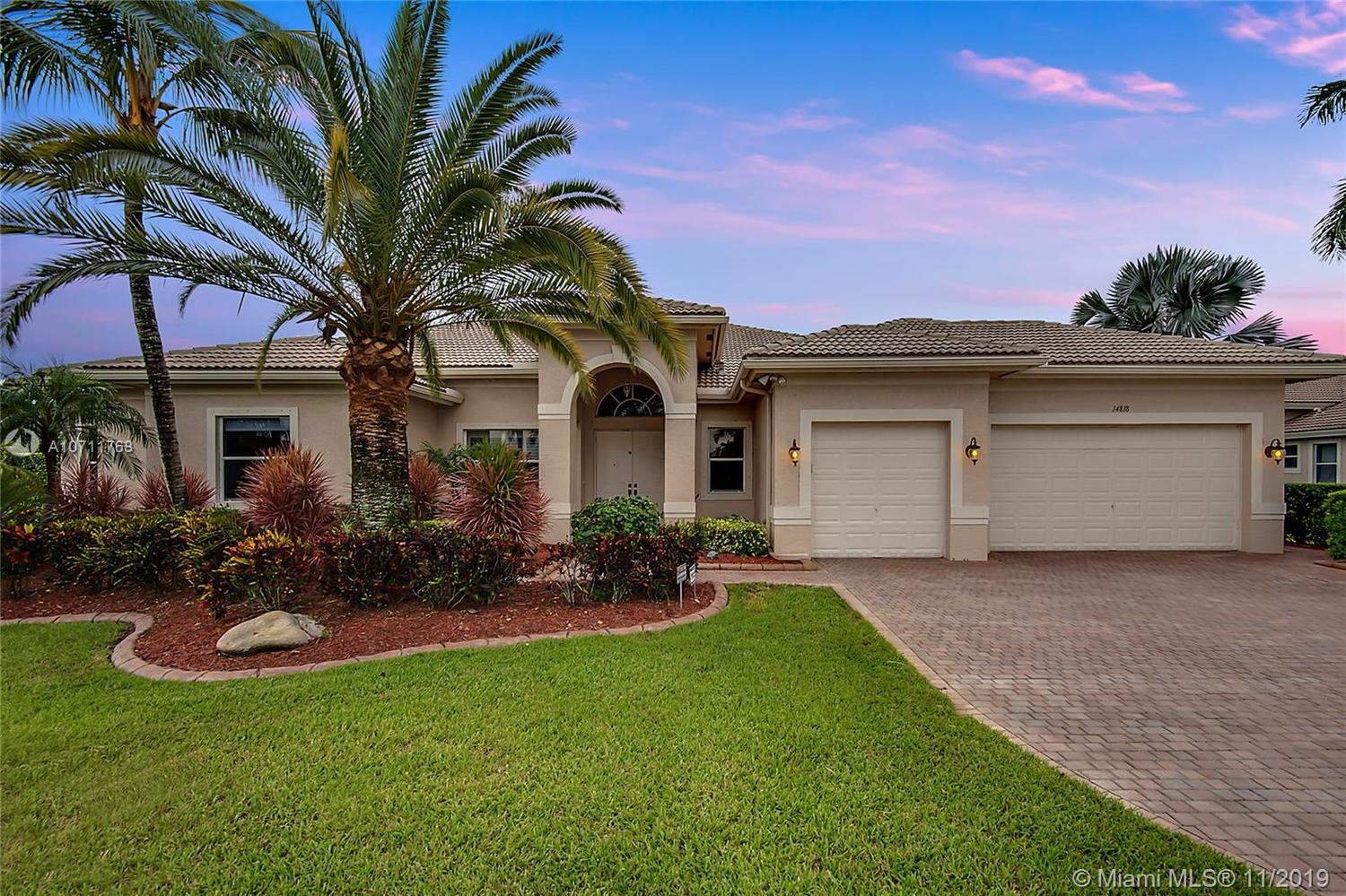 14818 Southwest 38th Street Davie, FL 33331