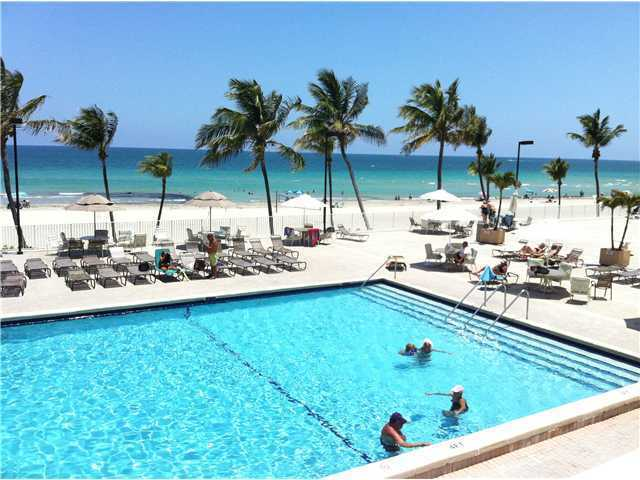 2101 South Ocean Drive, Unit 707 Image #1