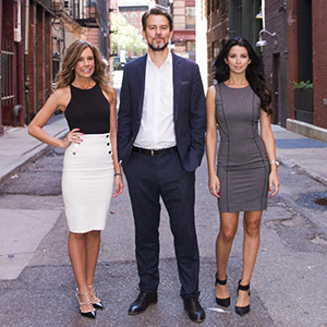 The Poulsen Team,                   Agent in NYC - Compass